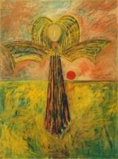ANGEL AT SUNRISE