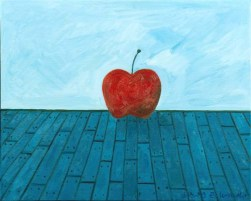 APPLE ALONE