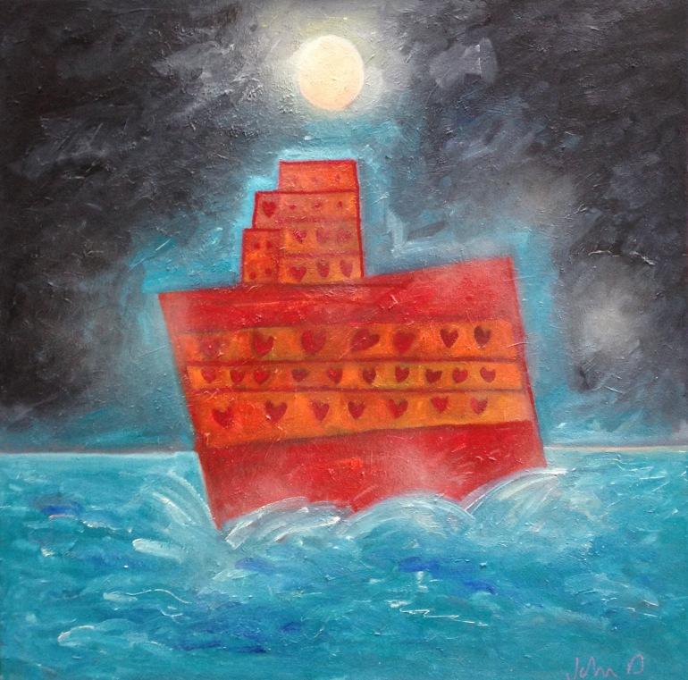 a ship 1957-2016